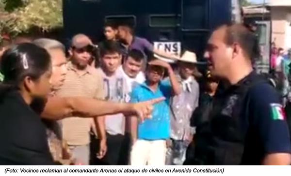 Video inédito: La masacre de Apatzingán