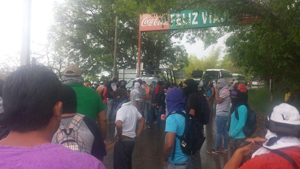 Comienza el hostigamiento en Tixtla, Guerrero previo a las elecciones federales