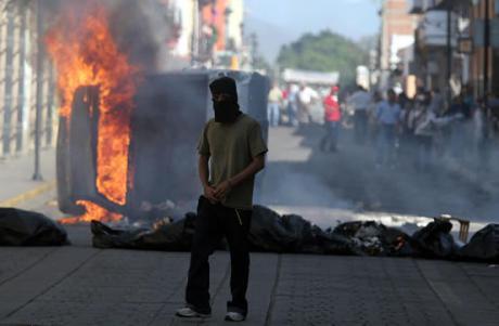 El movimiento popular de Oaxaca, diez años después