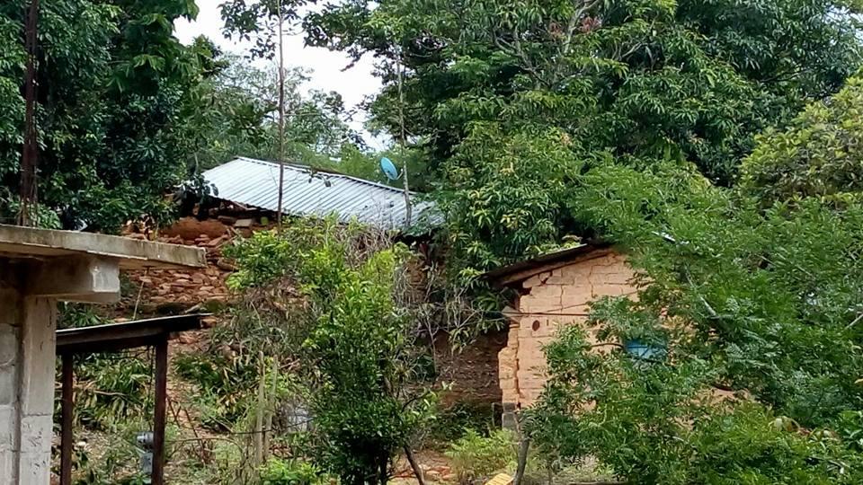 La Sierra Mixe-Zapoteca sigue incomunicada por intesas lluvias y terremoto